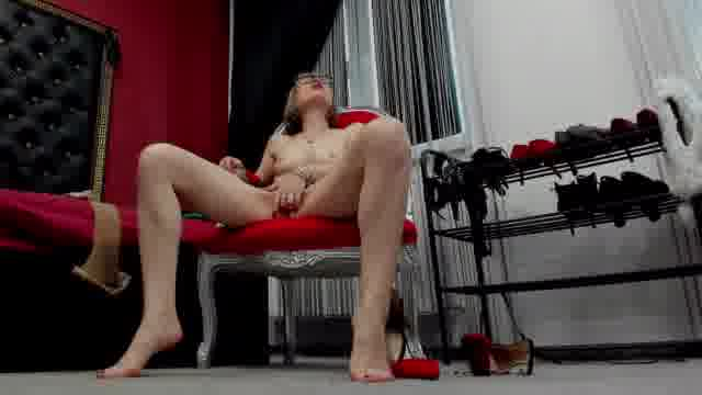 for exibitionists ( POV masturbation)